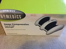 Foot & Calf Massager by Homedics Armadale Stonnington Area Preview
