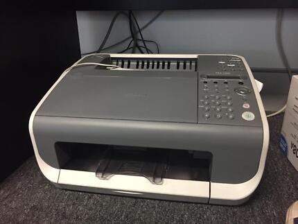 Canon fax machine