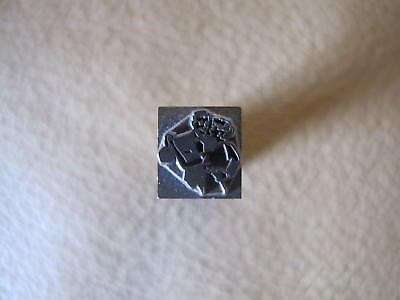 Kingsley Hot Foil Stamp Couple Dancing On 18 Pt. Body