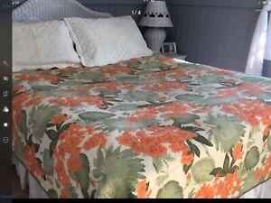 Reversible Queen Quilted Comforter