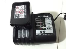 Brand new makita charger with battery or without Casula Liverpool Area Preview