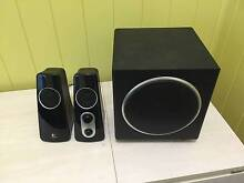 Logitech 2.1 Speakers and Subwoofer z523 North Ipswich Ipswich City Preview