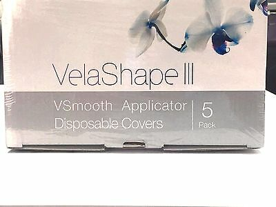Syneron Candela Vela Shape 3 Vsmooth Applicator Disposable Covers 5 In A Pack