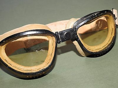 Us Army Ww2 African American Military Police  Skyway  Harley Motorcycle Goggles