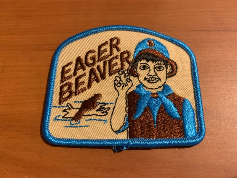 GSA, Eager Beaver Patch, Brownies?