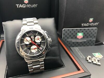 Tag Heuer F1 'Indy 500' Men's Chronograph Watch - CAC111B-0