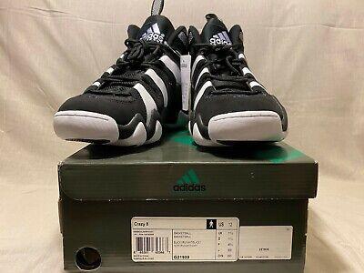Brand New adidas Kobe Crazy 8 Black White Size 12 Shoes