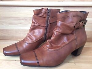 Ladies leather boots!