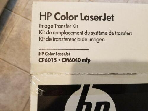 CB463A HP 6015 6040 Image Transfer Kit Brand New Sealed Genuine OEM