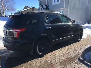 Ford Explorer limited AWD