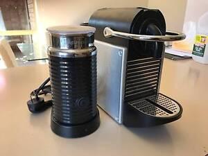 Nespresso coffee machine - DeLonghi Pixie in great condition Como South Perth Area Preview