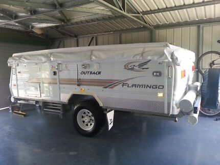 Jayco flamingo outback 2005 North Booval Ipswich City Preview