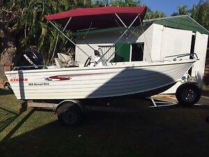 2010 Stacer 469 Nomad Elite  $20000 neg Millner Darwin City Preview