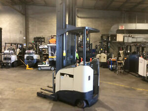 Crown RR5700 RR Series Reach Forklift Acacia Ridge Brisbane South West Preview