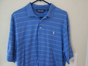 Ralph Lauren Polo Golf Shirts Large