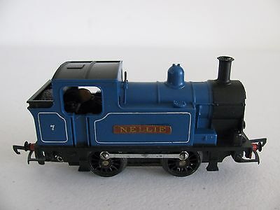 Vintage Hornby Triang HO OO Scale 0-2-0 Blue Nellie Industrial Tank Locomotive