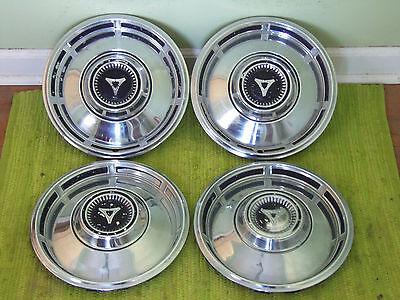 "67 68 Dodge Hub Caps 13"" Set of 4 Mopar Wheel Covers"