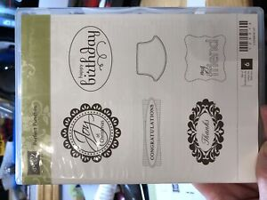 Stamping Up Perfect Punches Stamp Set