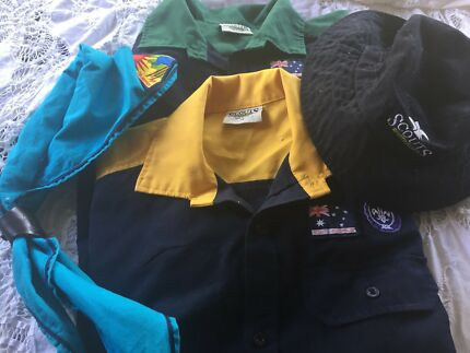 Scouts and cub uniforms