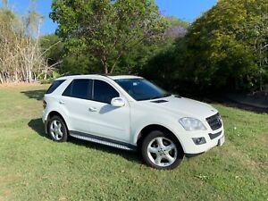 2009 Mercedes Benz ML350 Luxury Kedron Brisbane North East Preview