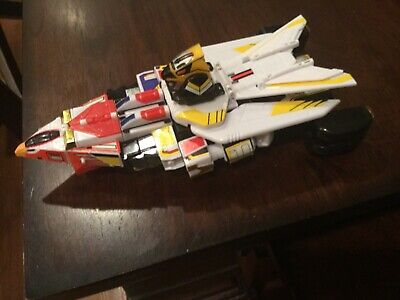 Polyfect HAWK OVERLORD Transformer Jet Man Knock Off- Has Missiles