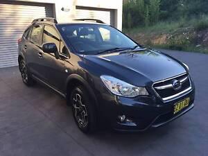 2014 Subaru XV Wagon Springwood Blue Mountains Preview