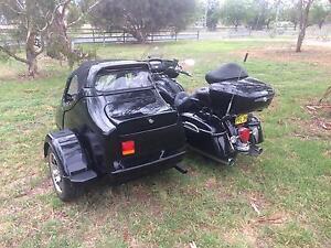 2 seater sidecar Gunnedah Gunnedah Area Preview