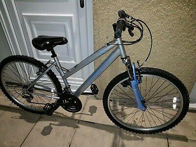 Apollo xc26 Ladies mountain bike seventeen inch frame and twenty-six inch wheels