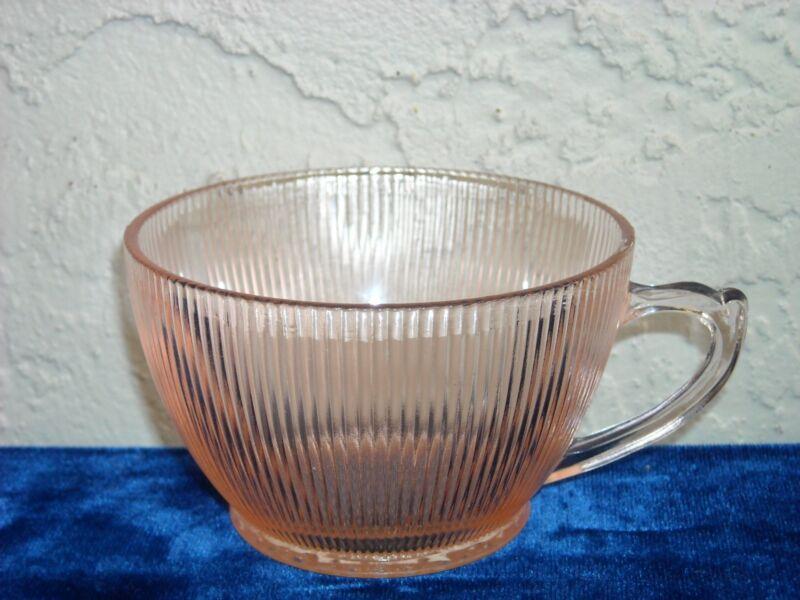 Homespun Cup   Pink