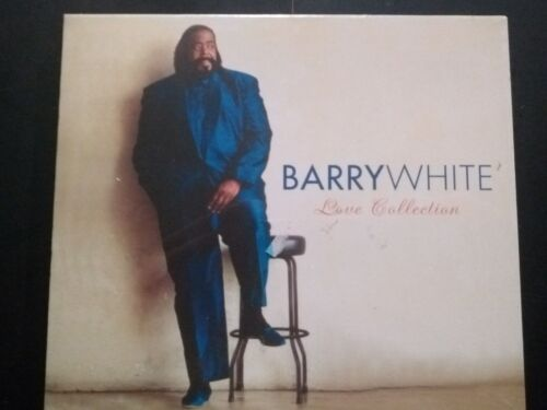 Barry White Love Collection (2005-cd)new Sealed
