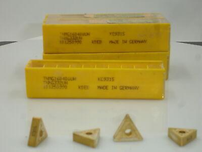 Tnmg 332 Un Kc9315 Kennametal Carbide Inserts 10pcs1417