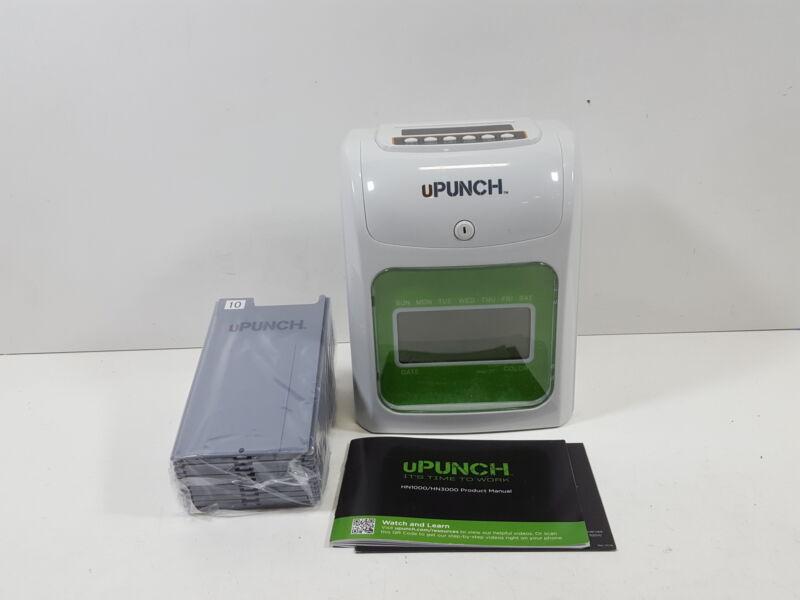uPunch Starter Time Clock Bundle