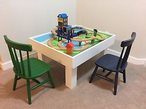 Custom made Train Table