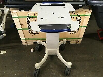 Welch Allyn Cp300 Ecg Ekg Cart Mobile Rolling Stand - Office Hospital 401393