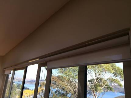 Curtains and Blinds for sale - Excellent condition Seaforth Manly Area Preview