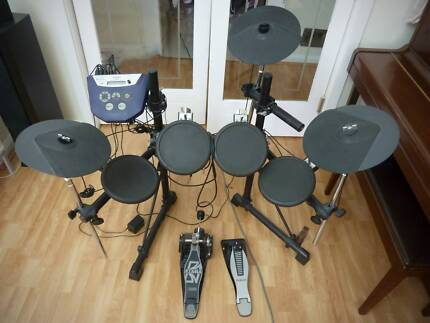 Roland Electronic Drum Set Kit with stool (TD-6) Great Condition Ashfield Ashfield Area Preview