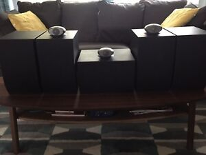 Tannoy Sensys Surround Package