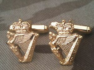 ULSTER-DEFENCE-REGIMENTAL-military-cufflink-CUFF-LINKS