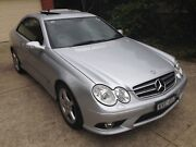 Mercedes Benz CLK 280 Aventgarde Coupe 2009 AMG Lower Plenty Banyule Area Preview