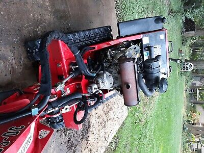 2016 Barreto Sg30tracked Stump Grinder With A 6x12 Trailer W Easy Lift Gate