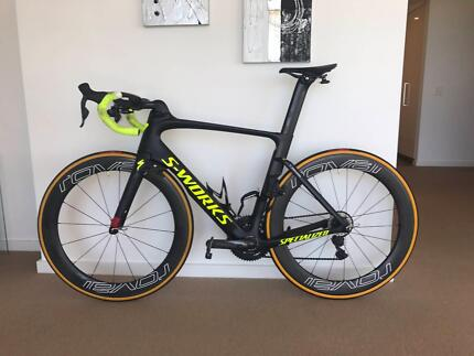 2016 Specialized S-Works Venge Vias frame genuin - PRICED TO SELL