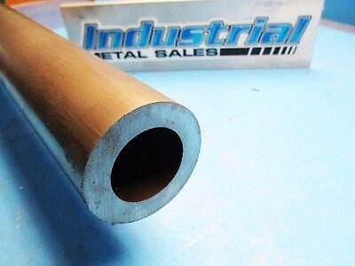 2 Od X 12-long X 14 Wall Dom Seamless Steel Round Tube--2 Od X 14 Wall
