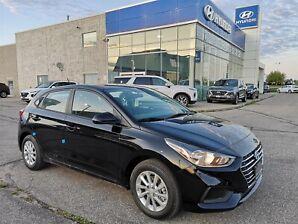 2020 Hyundai Accent Preferred 5 Door IVT