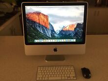 iMac (20-inch, Mid 2007) Great Condition Rockingham Rockingham Area Preview