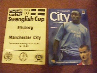 2005  Manchester City v Olympiacos Friendly