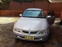2000 Holden Commodore Sedan Ashfield Ashfield Area Preview
