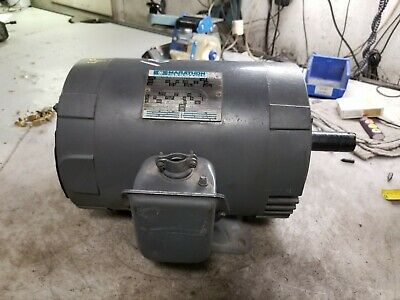 3450 RPM 1//3HP GE MOTOR 208-230//480 56C FRAME 5K33FN41A K228
