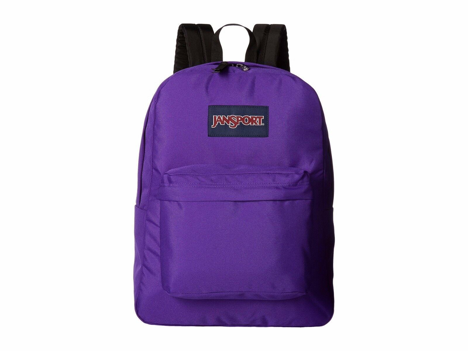 JanSport SuperBreak Classic Backpack JS00T50131D Purple *New*