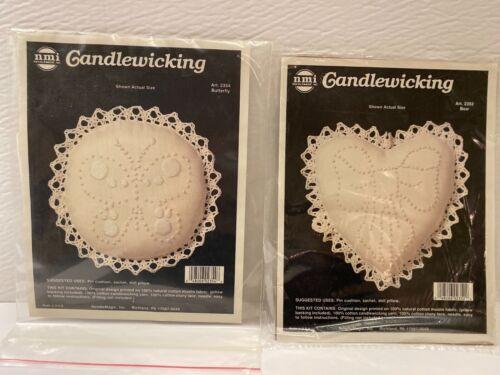 Candlewicking Patterns - Lot of 2