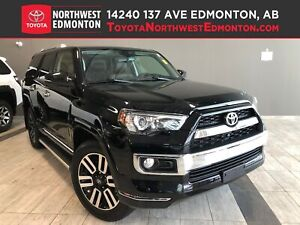 2018 Toyota 4Runner Limited | DVD | Leather | 4X4 | Bluetooth